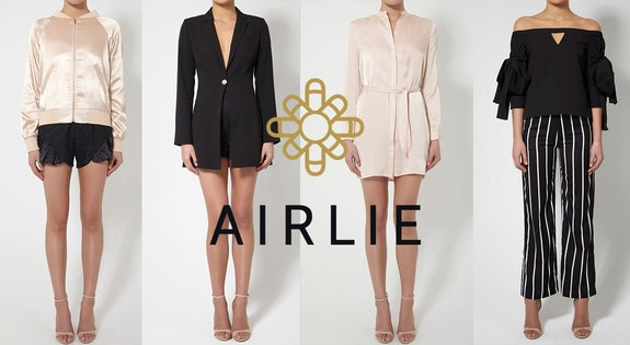 Image of the 'Airlie' sale
