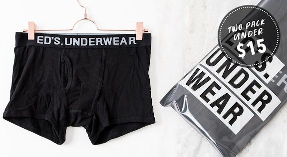 Under $15 Ed's Underwear Multipack