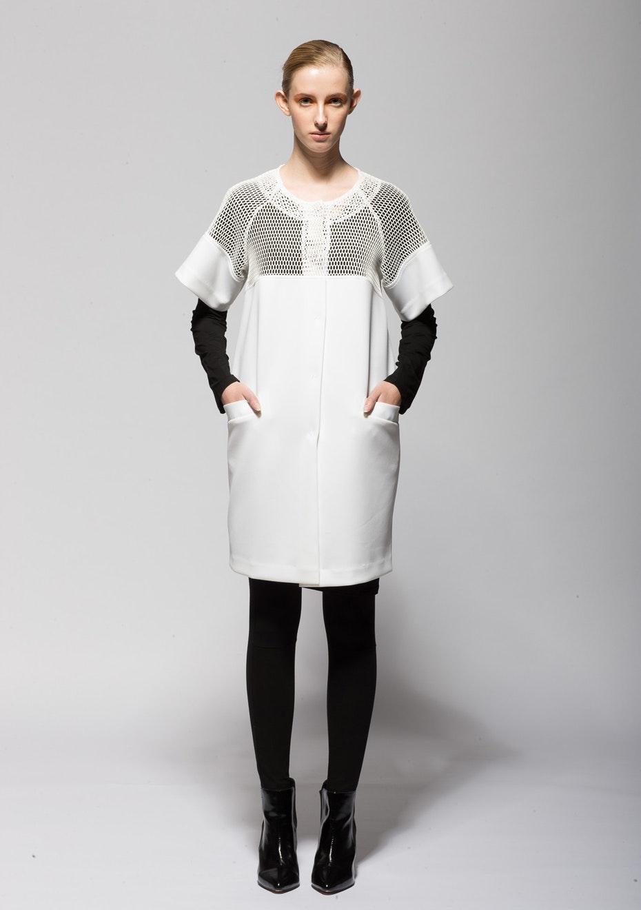 XPLAIN - Real Dream Jacket - White