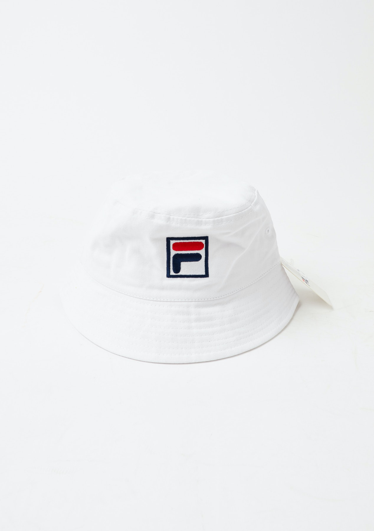 Fila Bucket Hat - White - Under  20 Mens Outlet - Onceit e33a3ac8eab