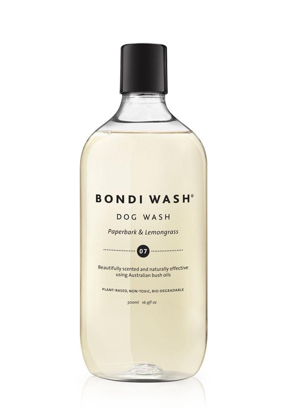 Bondi Wash - Dog Wash Paperbark & Lemongrass 500ml