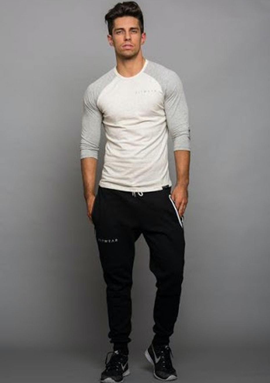 Fitwear Pursuit Sweats - Black