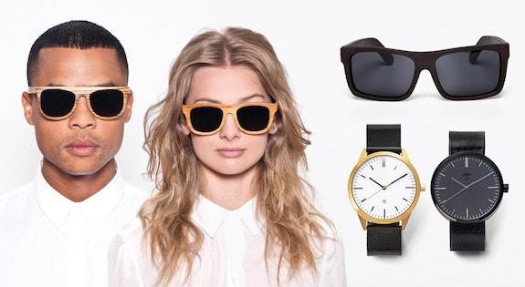 Image of the 'Under the Sun Sunglasses & Watches' sale
