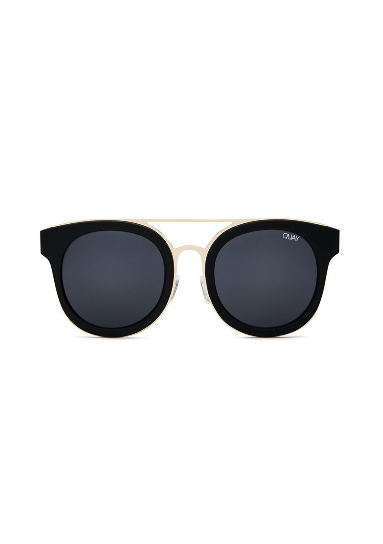 a3bead3117fc0 Quay - Brooklyn - Black   Smoke - Eyewear Favourites - Onceit