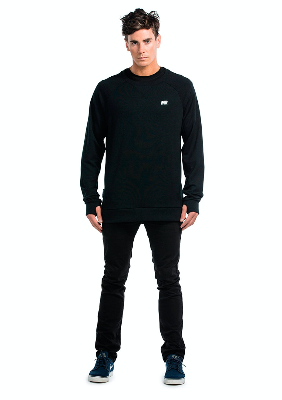 Mons Royale - Tech Sweat - Black
