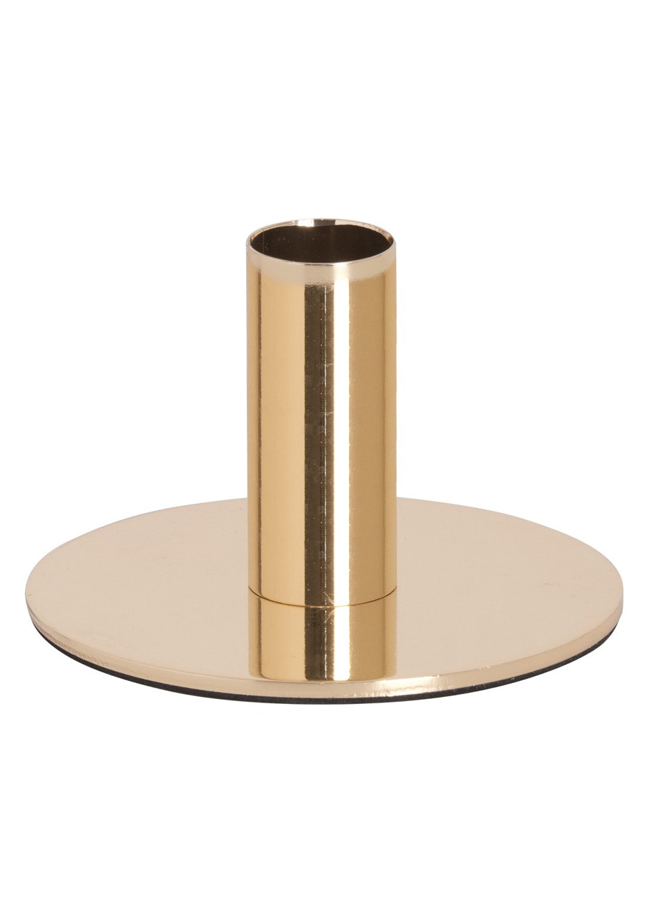 Jason - Pillar candle holder - Gold