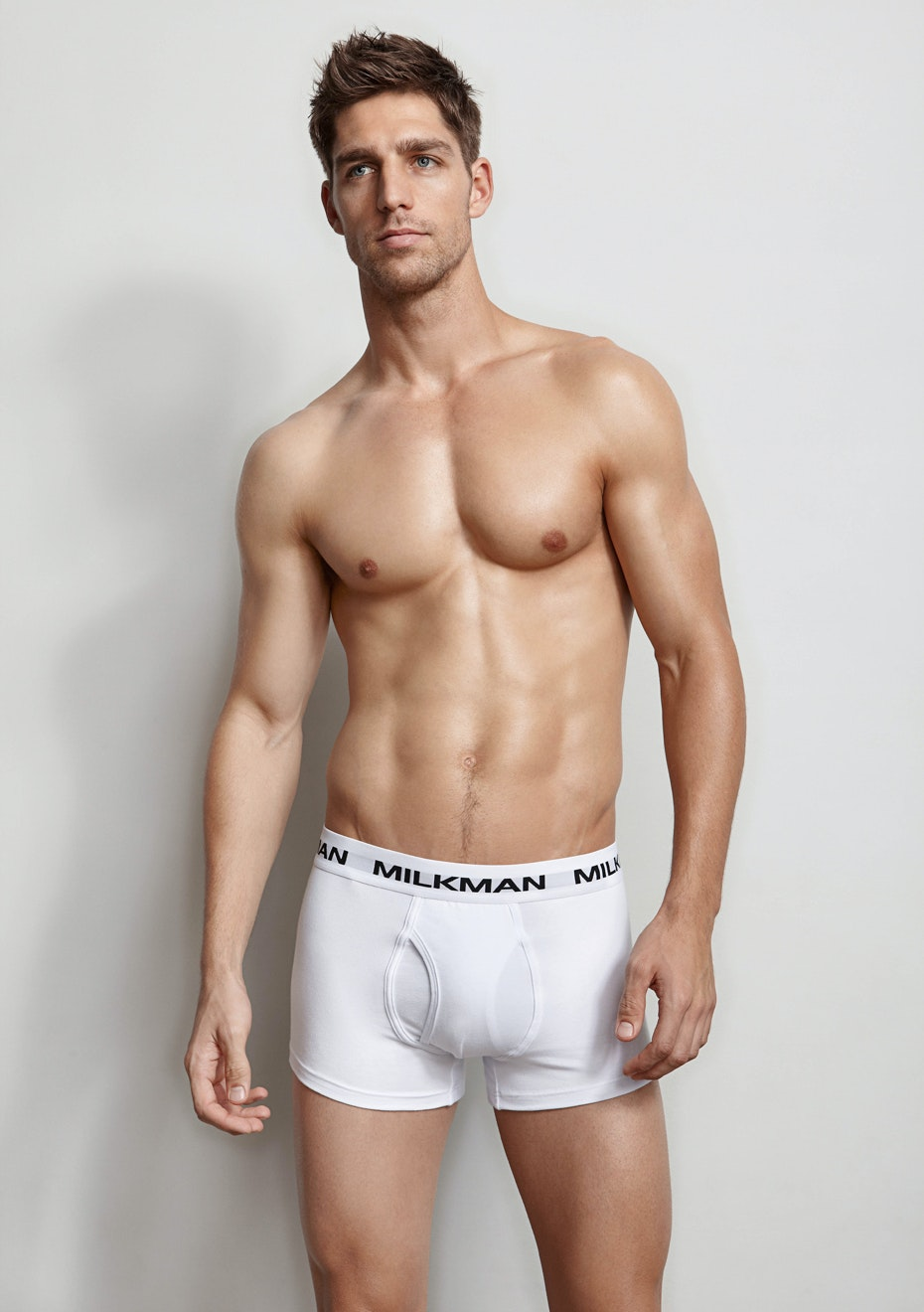 Milkman - Hardman Trunk 'White' Blond