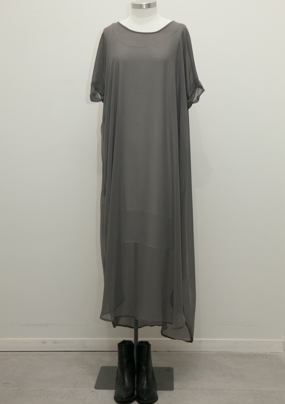 X-Plain - Night Flight Dress - Silver Stone