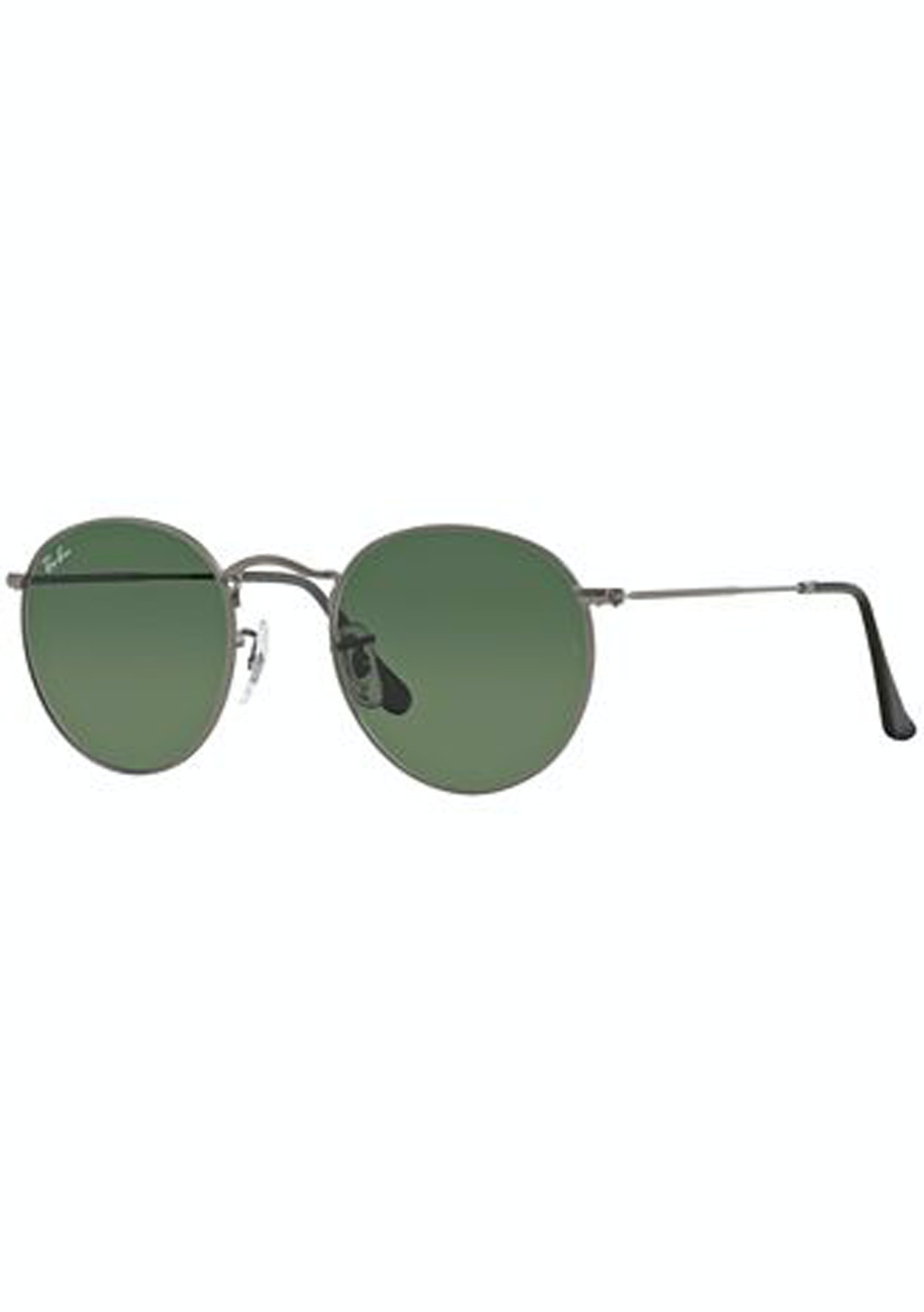 f20dc60b070 Ray-Ban - Round Metal Sunglasses - Gunmetal - On Trend Accessories - Onceit