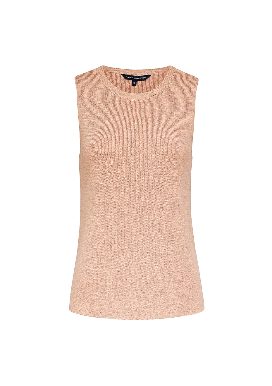 French Connection - Knit Tank - Dusty Pink