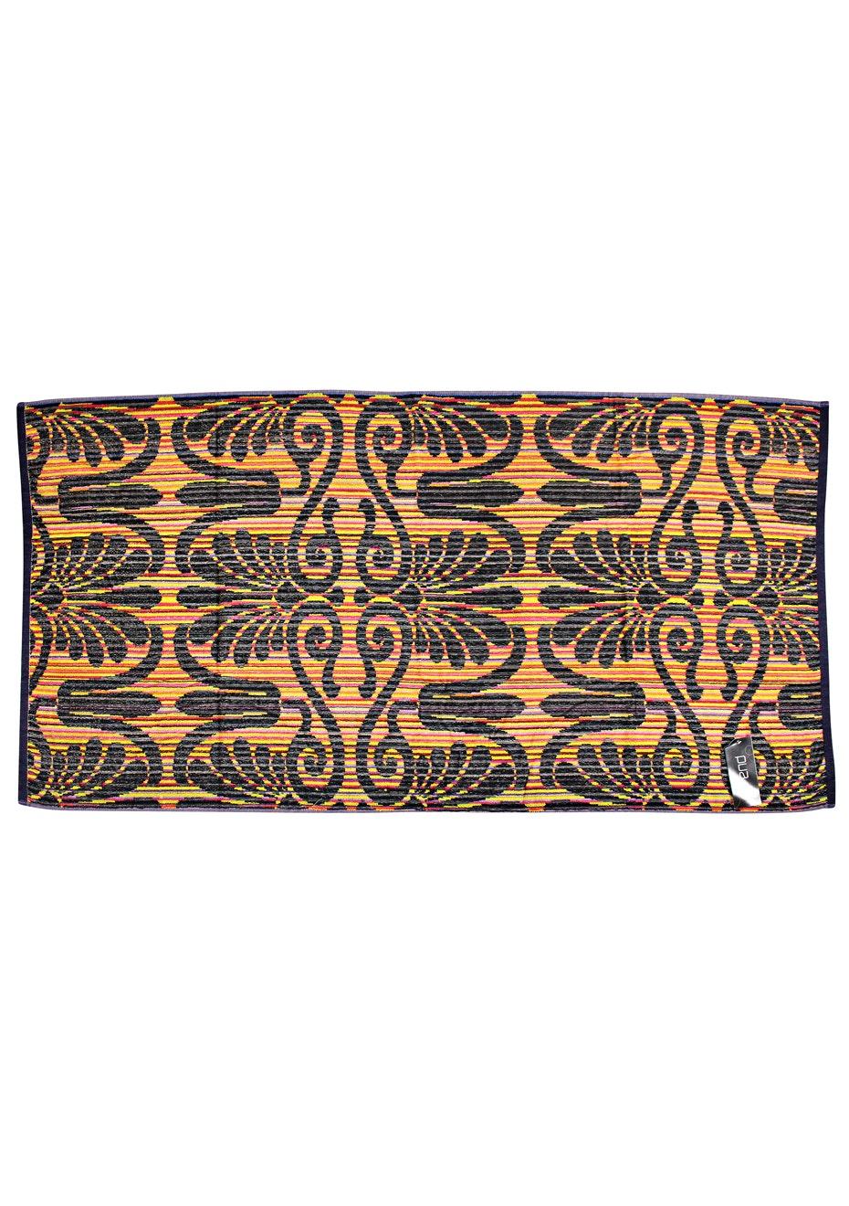 Jiimbaran 100% Cotton Velour Jacquard Beach Towel - 75x150cm