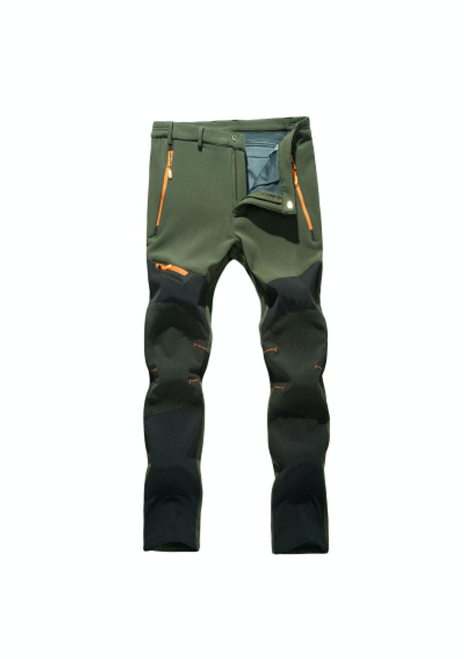 Men 2-in-1 WaterProof Pants - Khaki