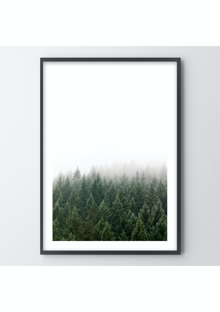 Simply Creative - Forest - A1 Colour Print