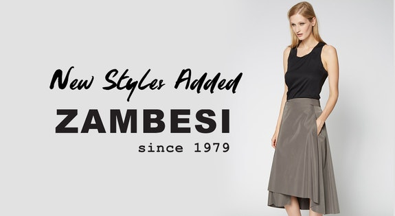 Zambesi New Styles Added