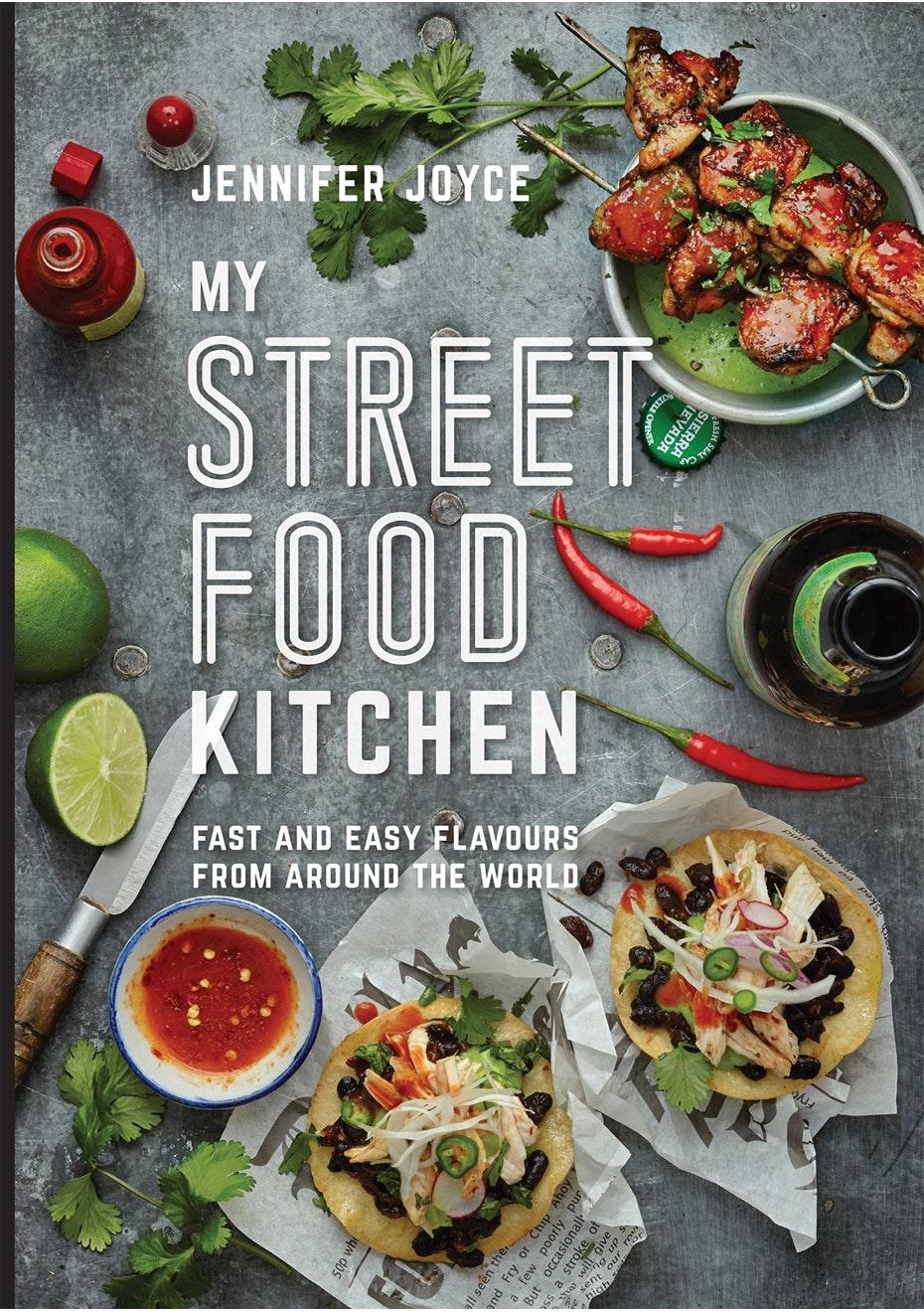 My Street Food Kitchen, Jennifer Joyce