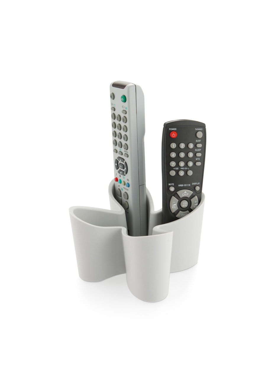 J-Me - Cozy Remote Control Tidy Cool Grey