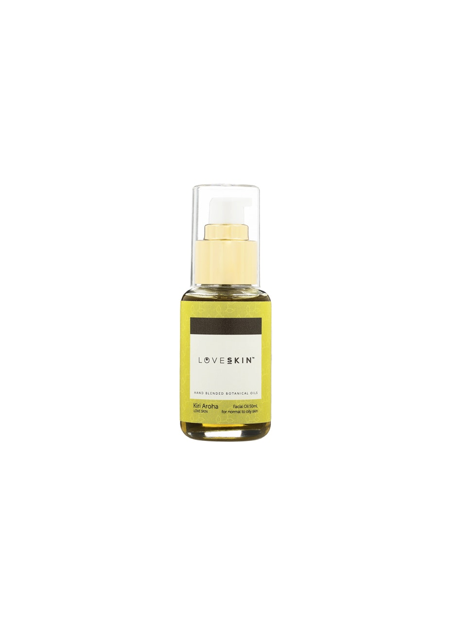 Loveskin - Kiri Aroha Face Oil 50Ml