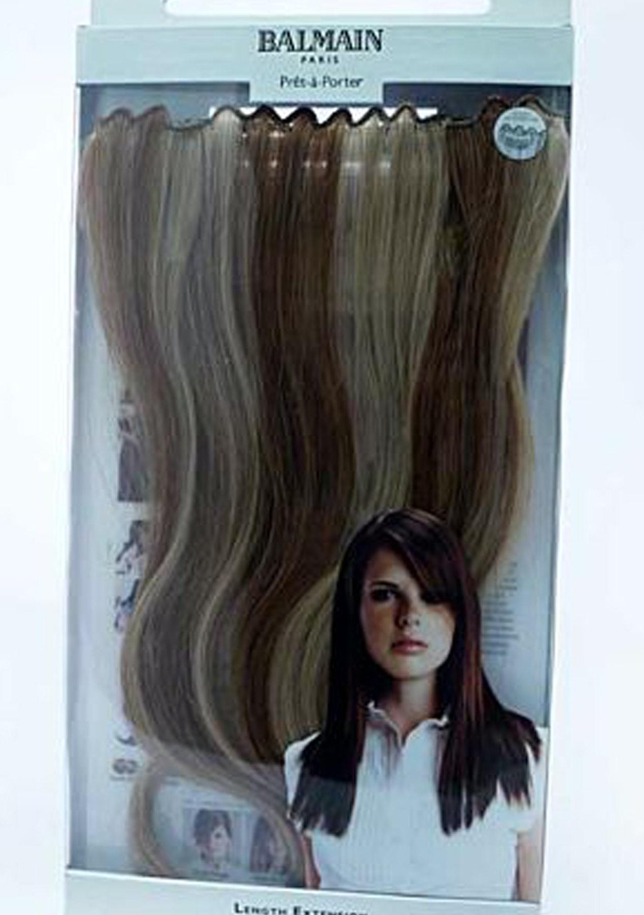 Balmain Hair Extension 3pc Honey Blonde 40cm Beauty Under 15 Onceit
