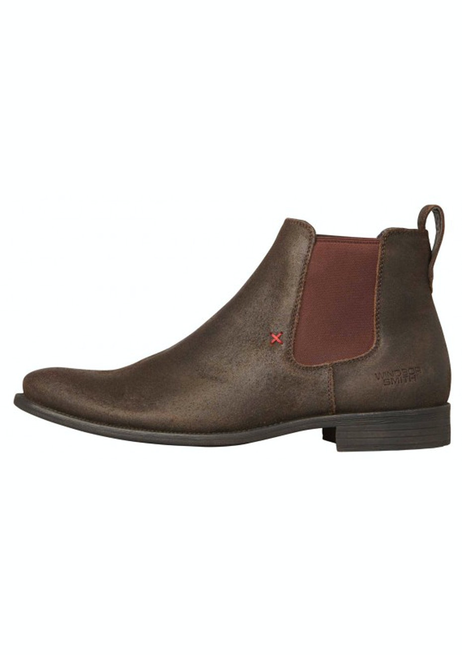 Windsor Smith - PRINCETON - BROWN OIL SUEDE