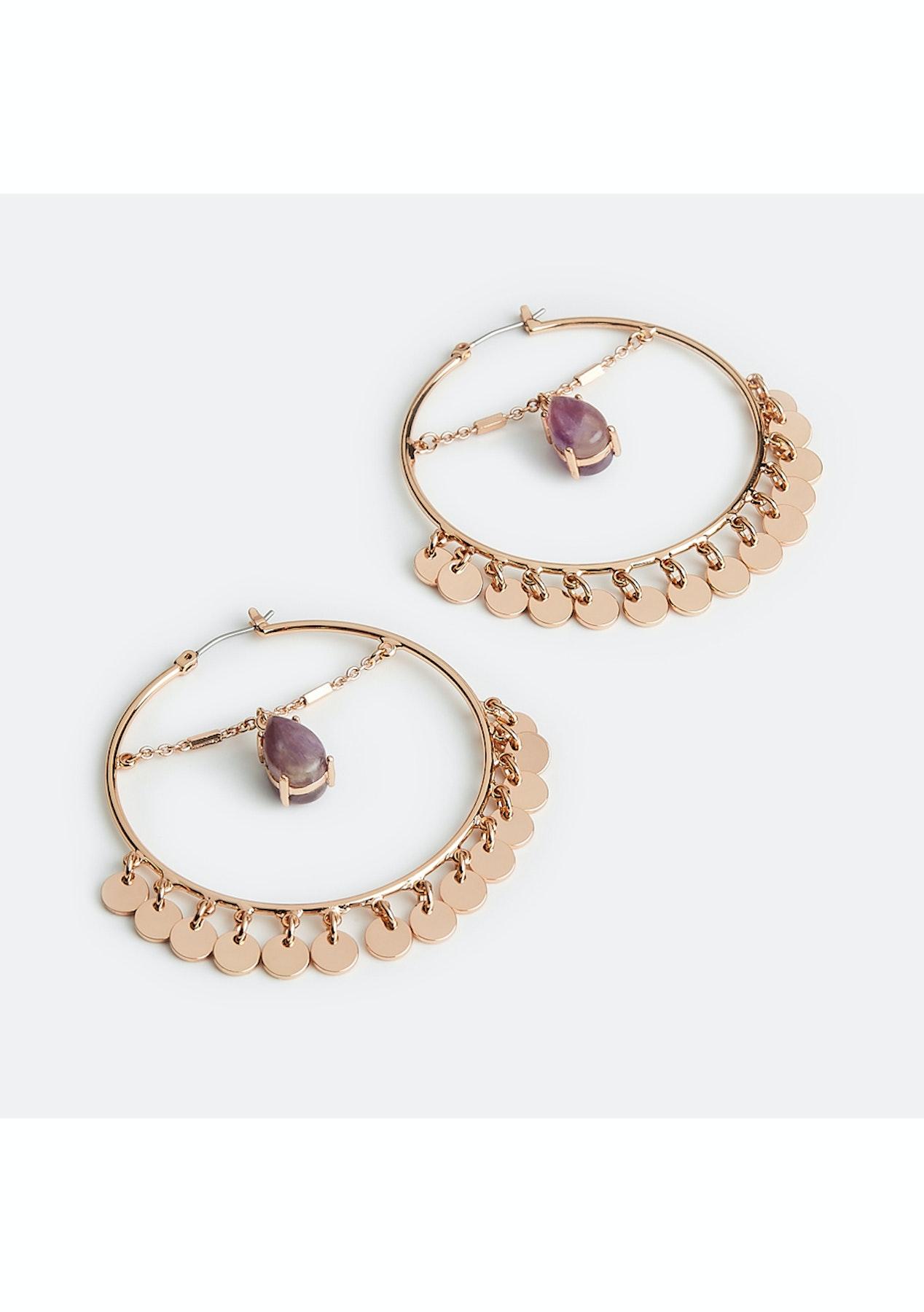 Samantha Wills Kaleidoscope Hoop Earrings From 29 95 Onceit