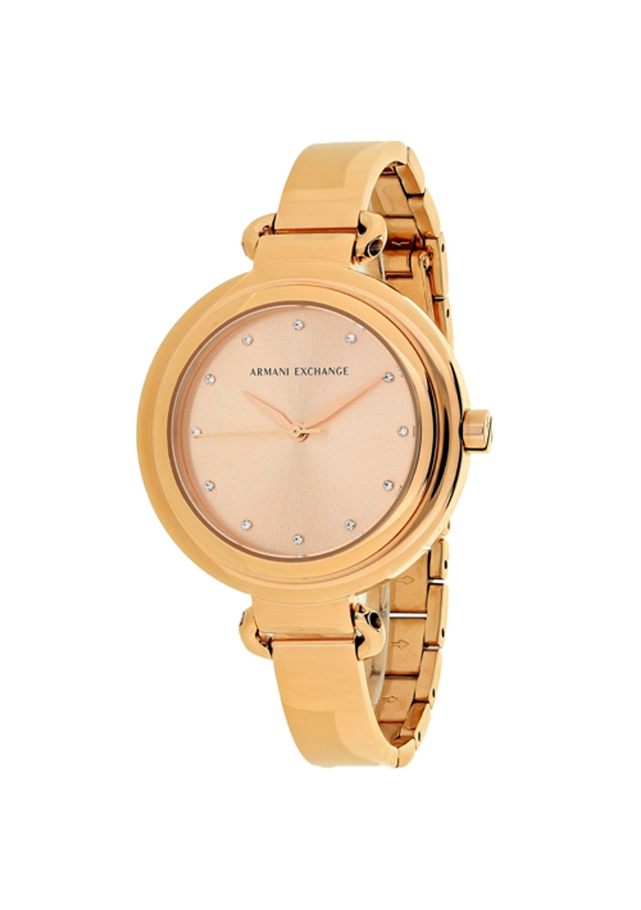 Armani Exchange Women's Classic - Gold tone/Gold tone