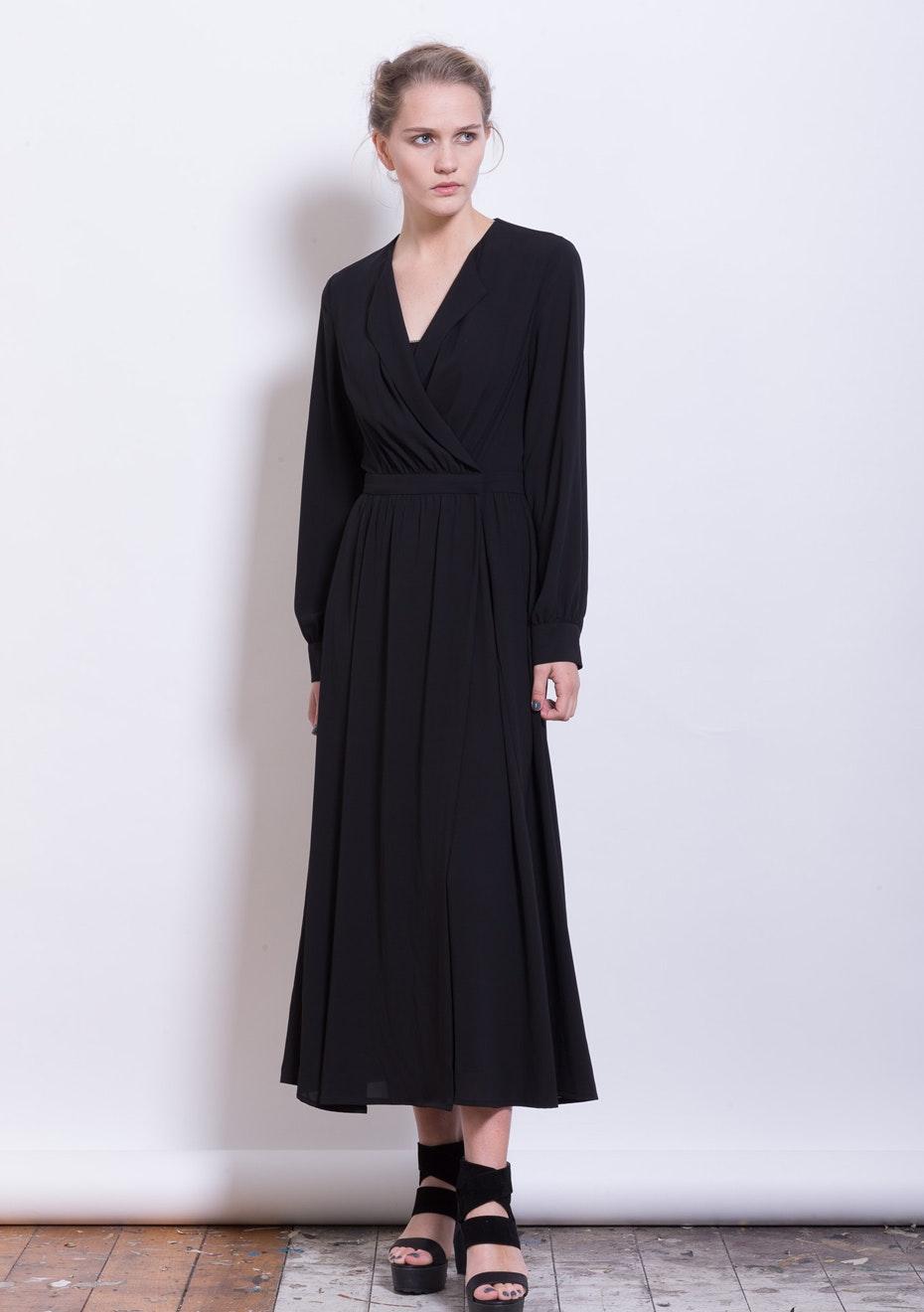XPLAIN - Eva Dress - Black