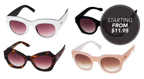 Image of the 'Minkpink Eyewear & More' sale