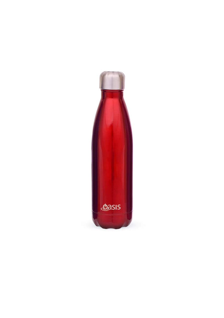 Oasis - Insulated Drink Bottle 500ml - Red