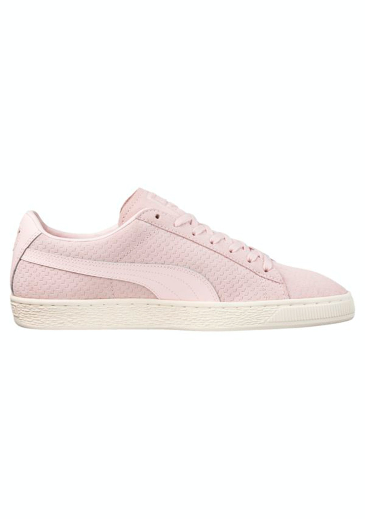 the latest 7ad6d cd87f Puma Womens - Suede Classic Perforation Pearl - Puma Womens   Kids Up to  60% Off - Onceit