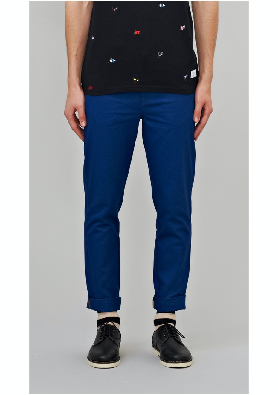 I Love Ugly - Jonty Pant Yale Blue