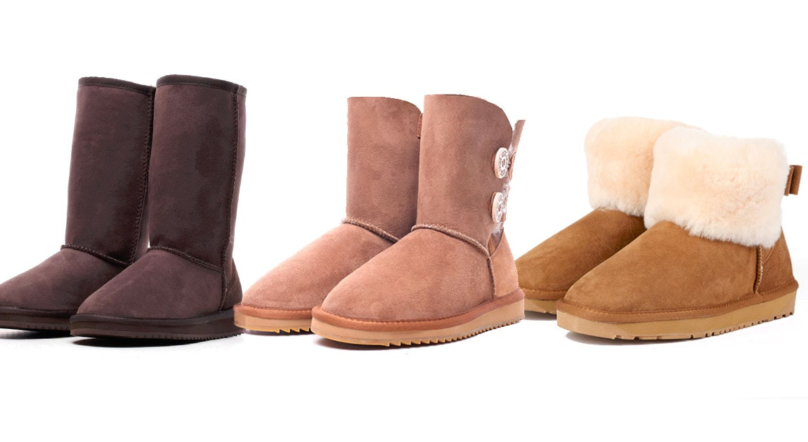 Image of the 'Oz Natives UGGs' sale