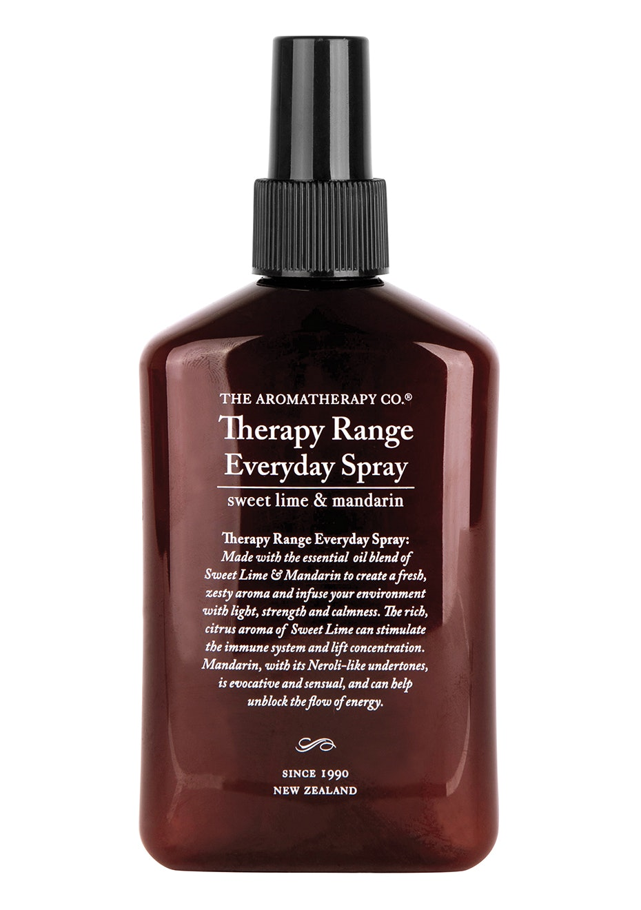 The Aromatherapy Co. Therapy Everyday Spray - Sweet Lime & Mandarin - 250ml