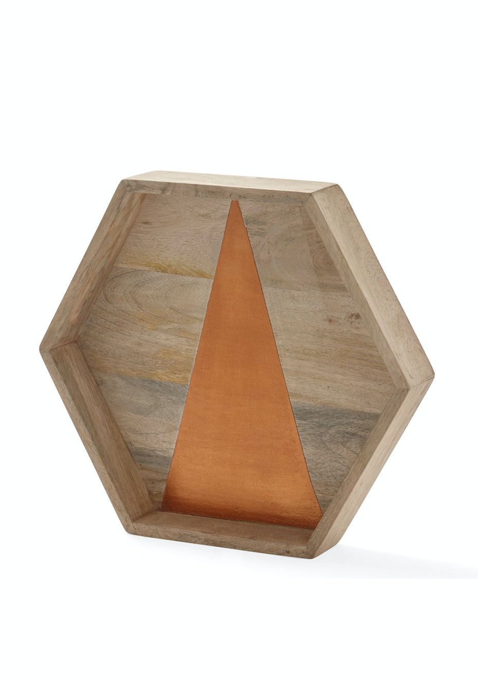 Me & My Trend - Hex Copper Tray