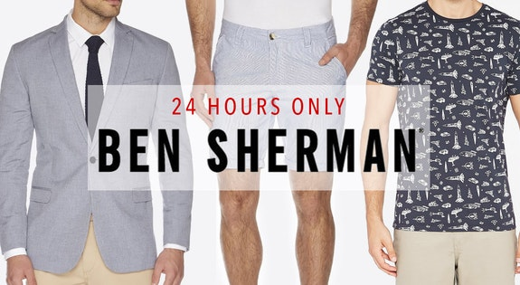 Ben Sherman 24 Hours Only