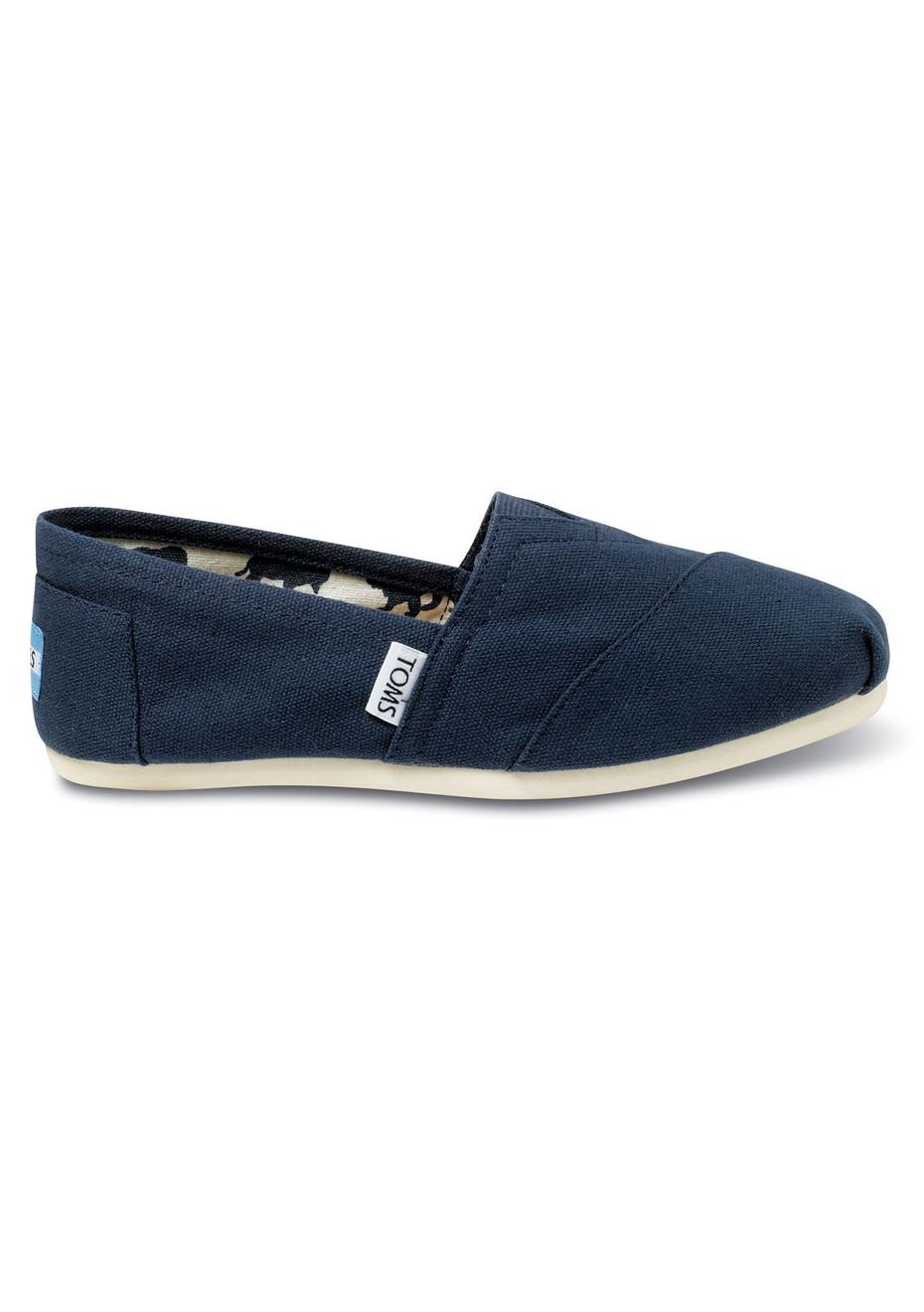 Toms Shoes - Womens Classic Alpargata