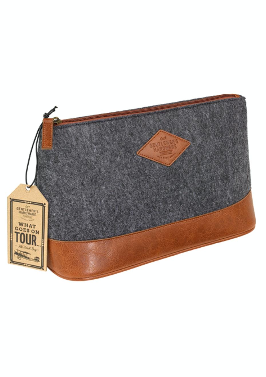 Gents Hardware - Wash Bag
