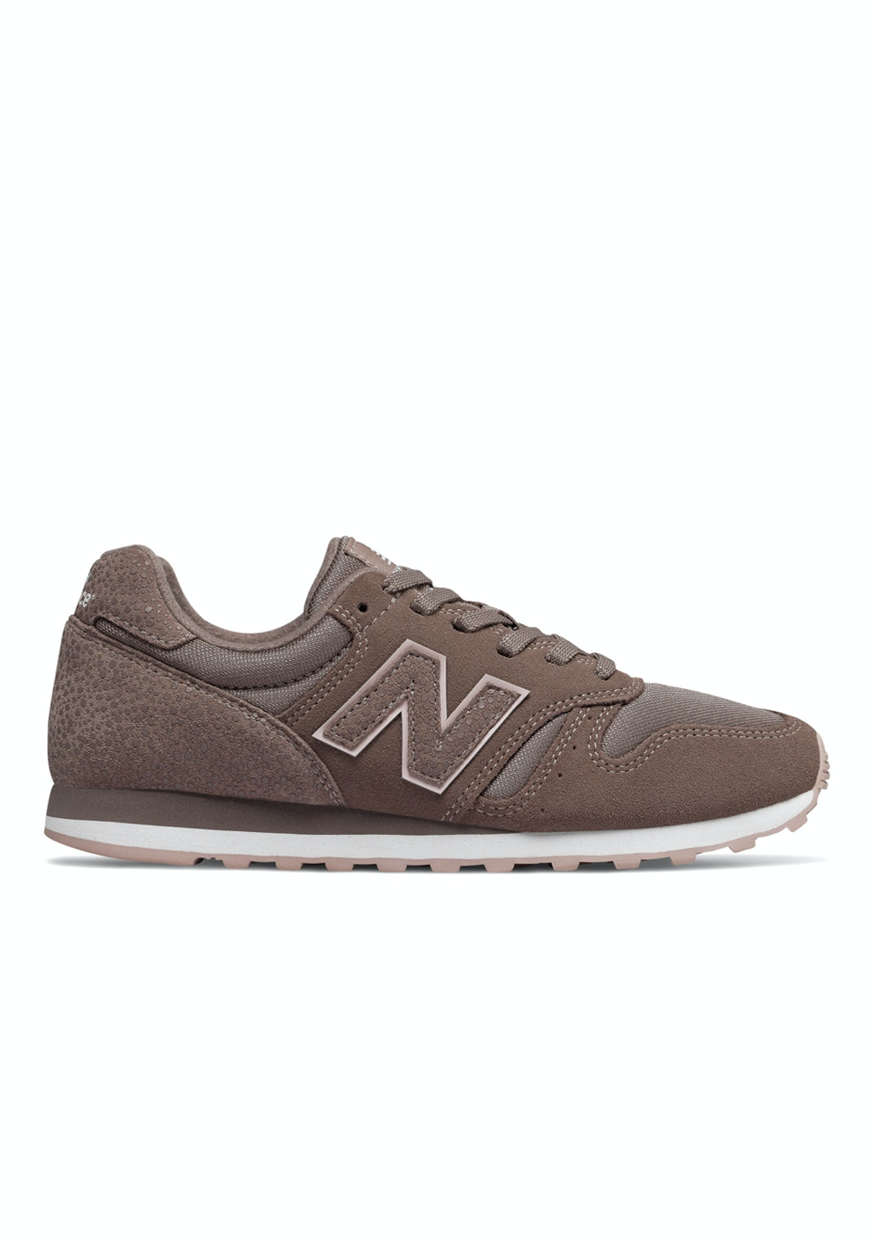 d2582100d8803 New Balance Womens - 373 Suede - Latte with Conch Shell - Free Shipping Street  Shoes + Slides - Onceit
