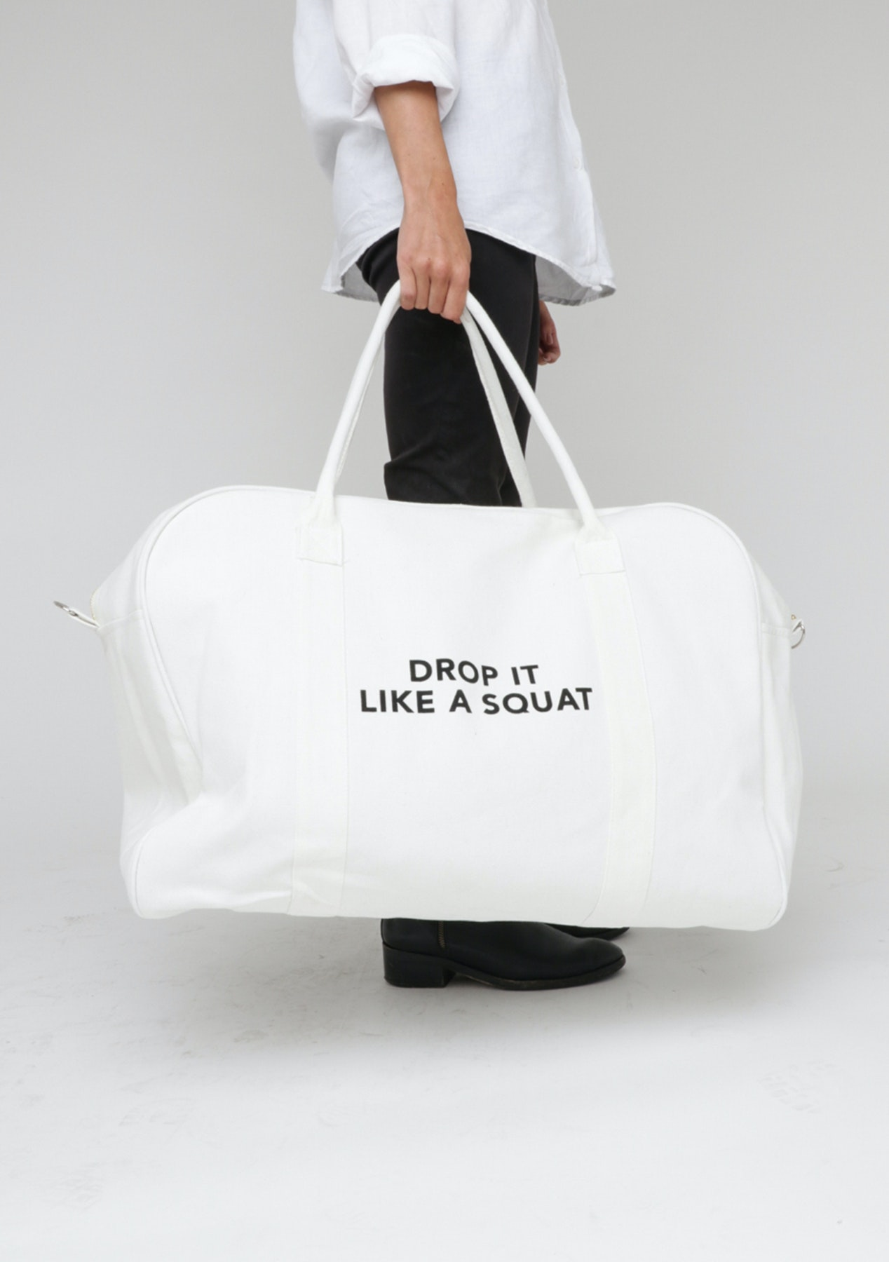 DROP IT LIKE A SQUAT - Duffle Bag - Home   Gifts Under  20 - Onceit 09d9edf445d03