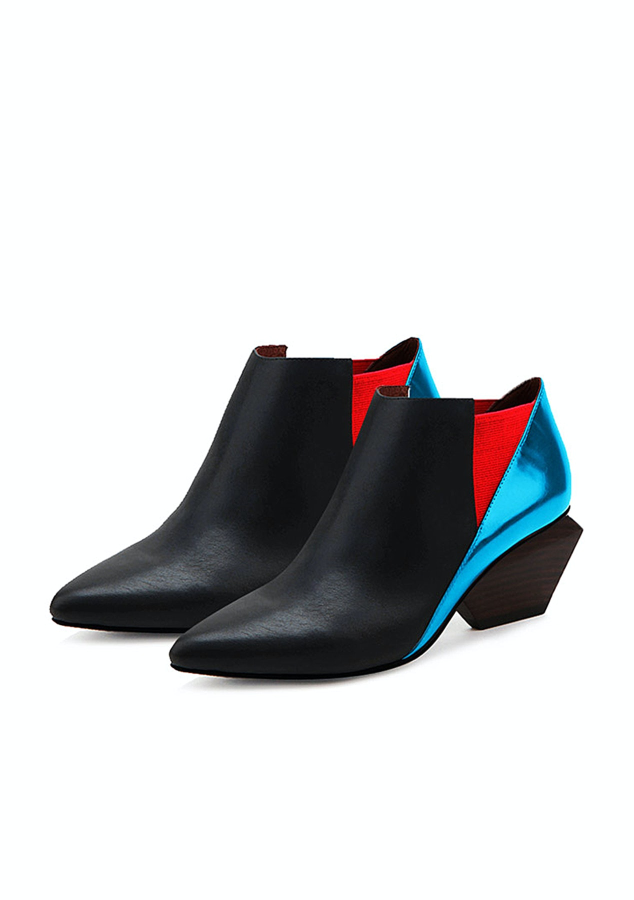 215a0ce4db5b Jady Rose - Boots - Blue - Boxing Day Shoes - Onceit