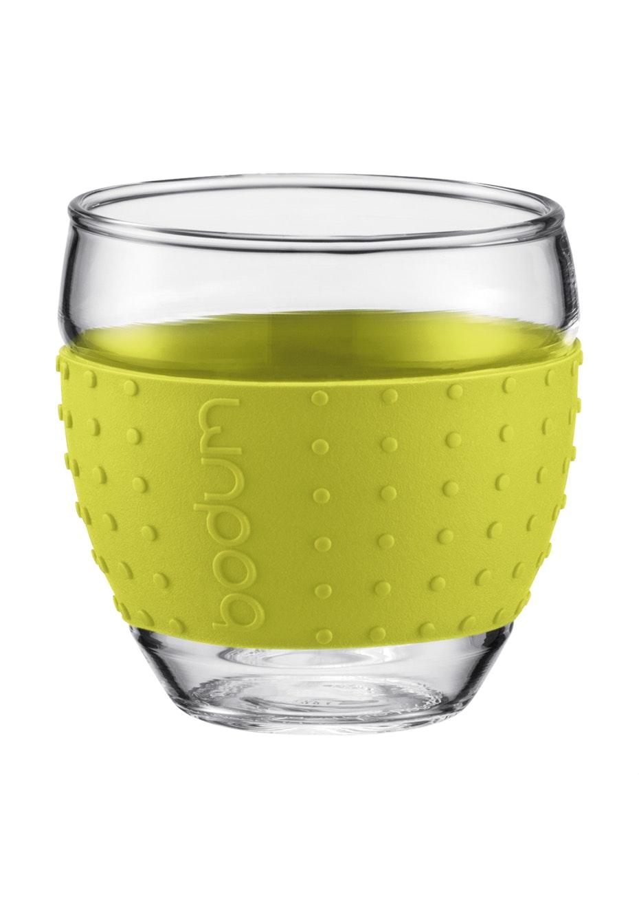 Bodum - 2 Pcs Glass, 0.35L - Lime