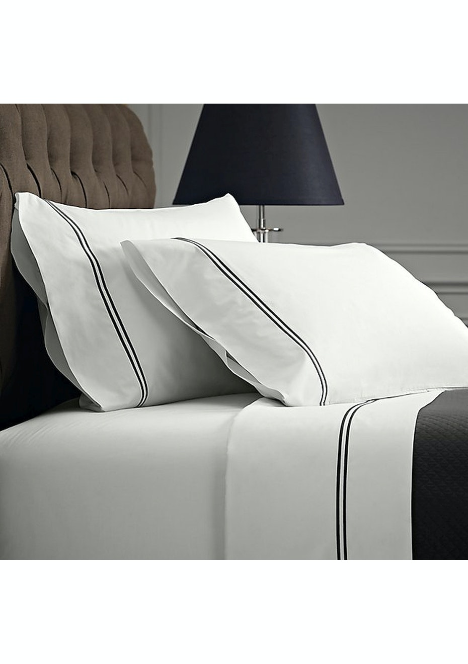 Style & Co 1000 Thread count Egyptian Cotton Hotel Collection Sorrento Sheet sets Double White