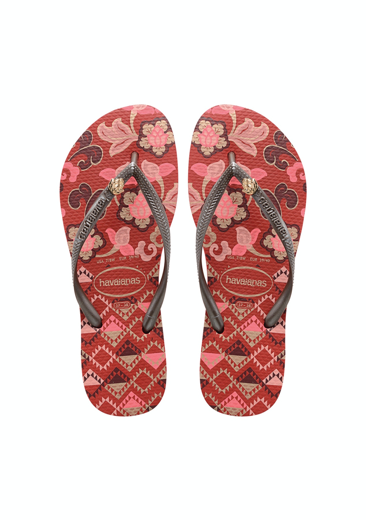 c320ff5c28ac Havaianas Slim Royal - Red - Best Selling Brands - Onceit