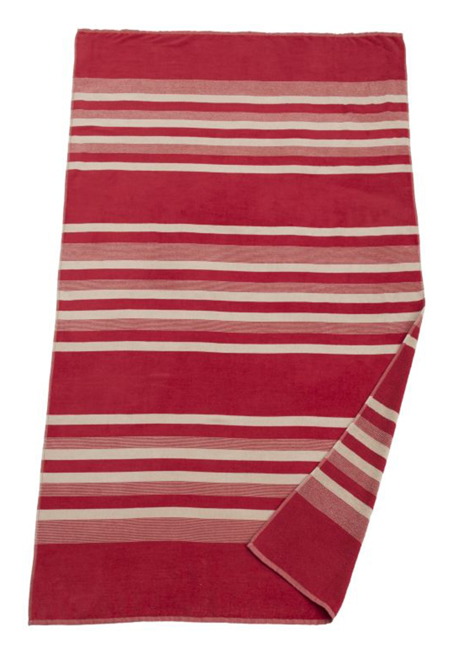 Palm Bay Beach Towel Red