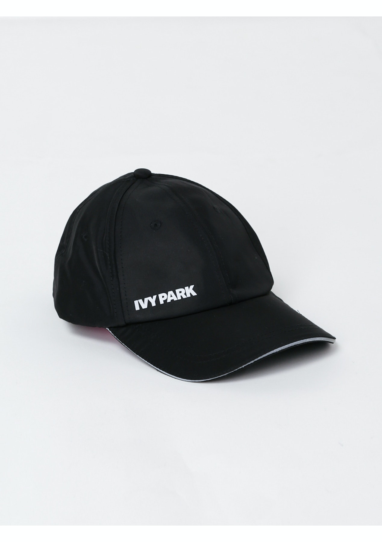 c4072345bd5 Ivy Park - Logo Baseball Cap - Black - Best of the Month - Onceit