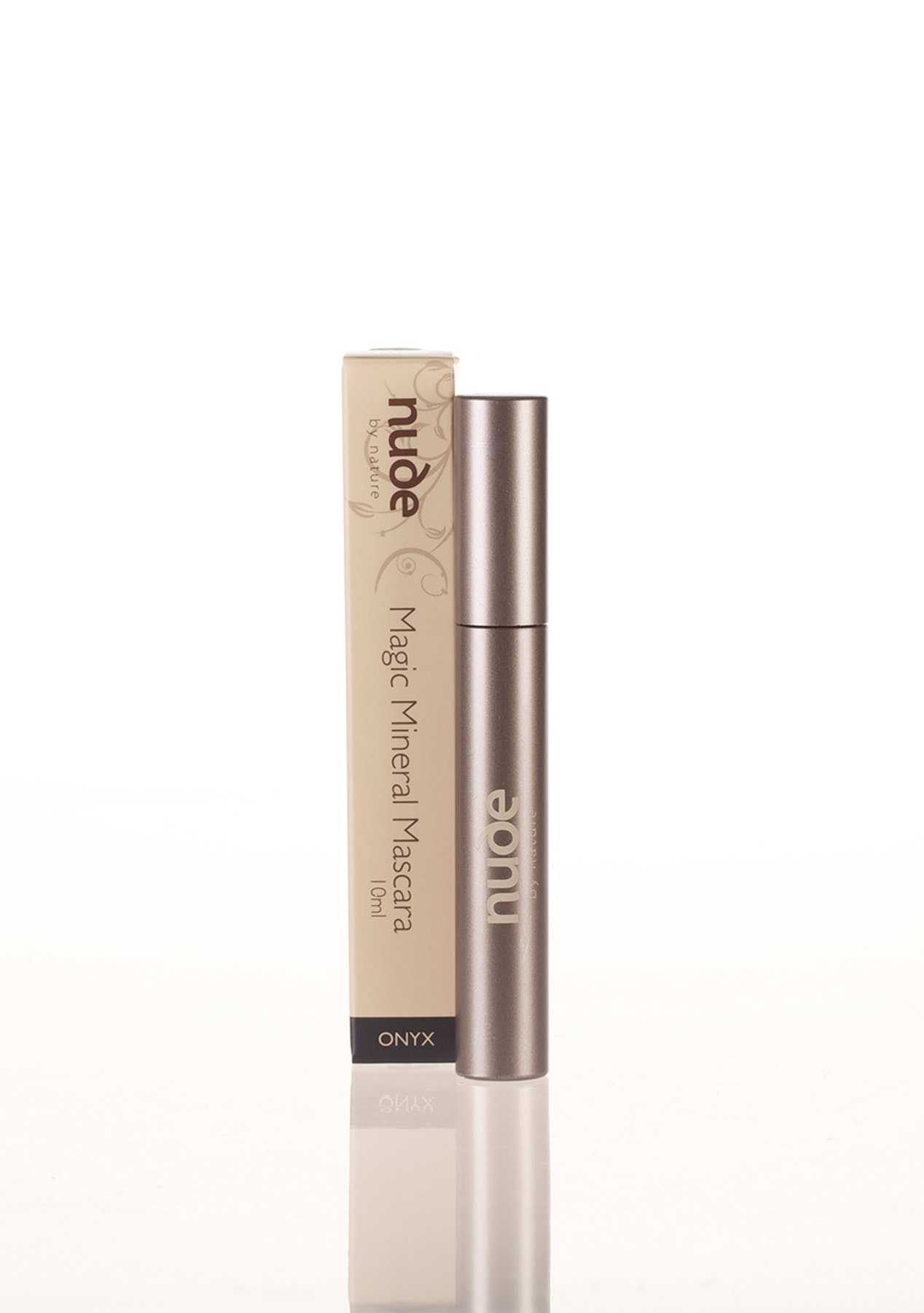 Nude by Nature - Nude Magic Mineral Mascara Onyx - Tailor, Trilogy ...