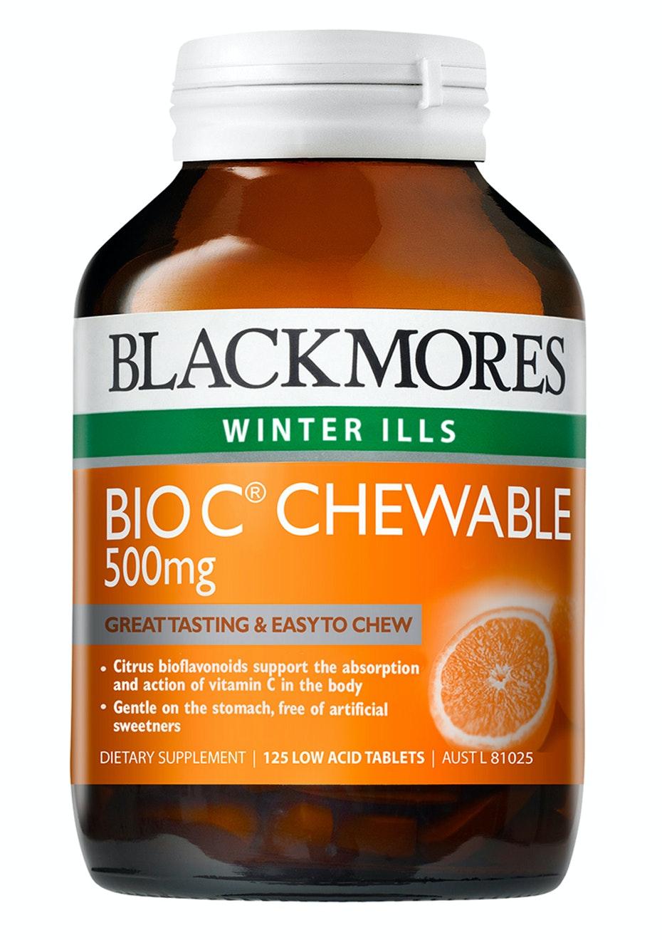 Bio C® Chewable 500mg Tabs