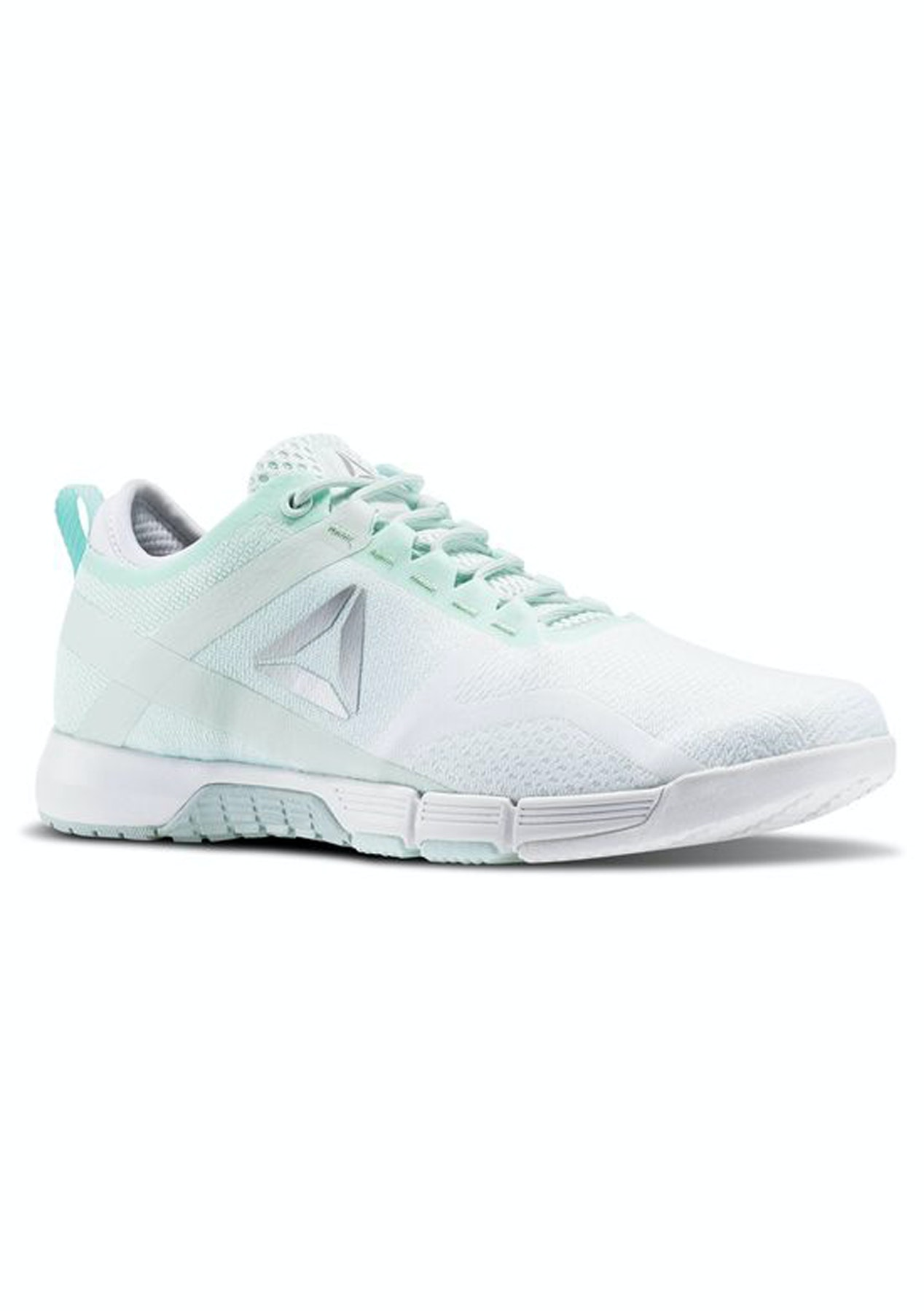 25bbd019ae16 Reebok Womens - R Crossfit Grace Tr - Mist White Seaside Grey Silver -  Reebok Classics   More Womens - Onceit