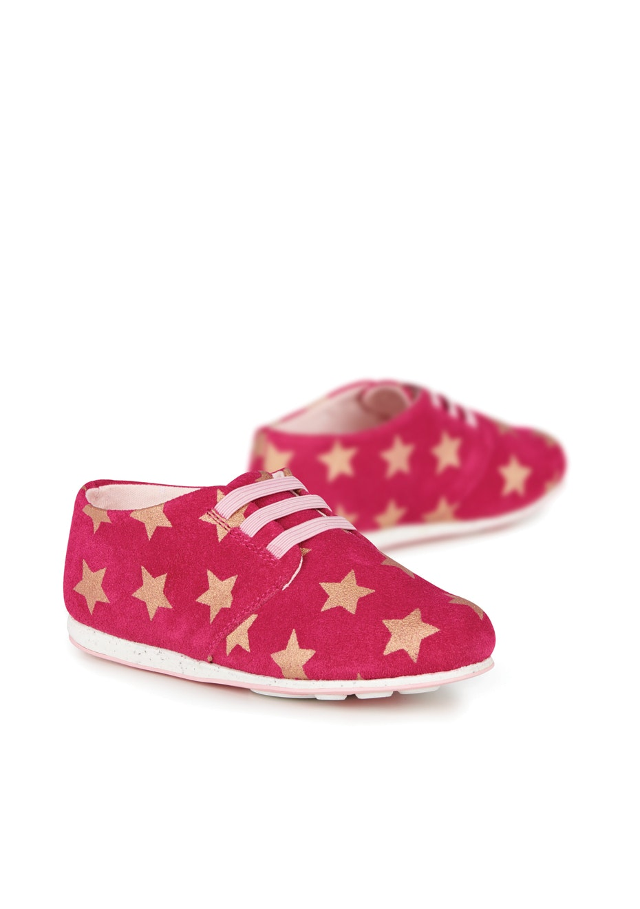 Emu - Star Sneaker - Hot Pink