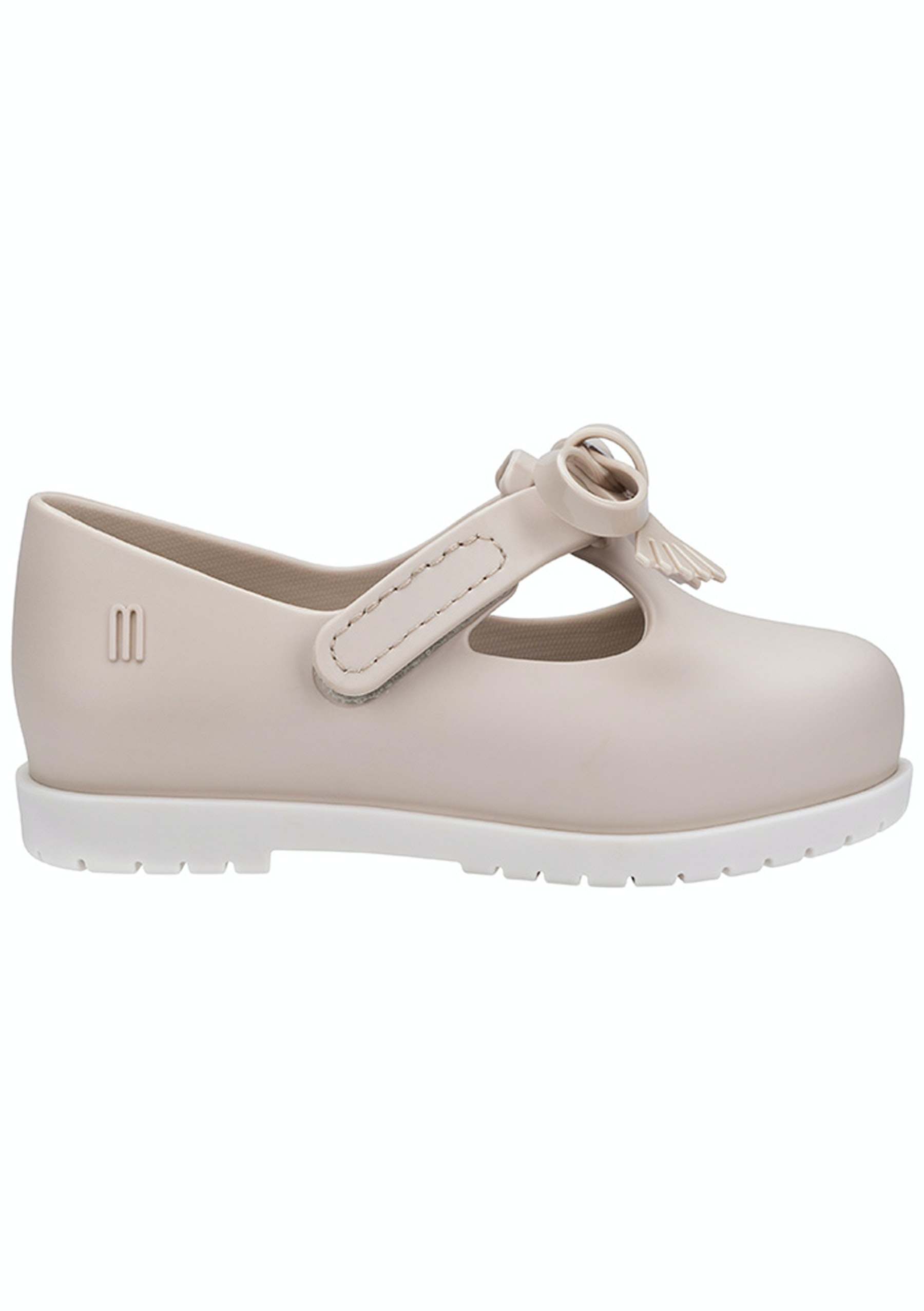 Mini Melissa Classic Baby Beige Matt Big Shoe Sale ceit