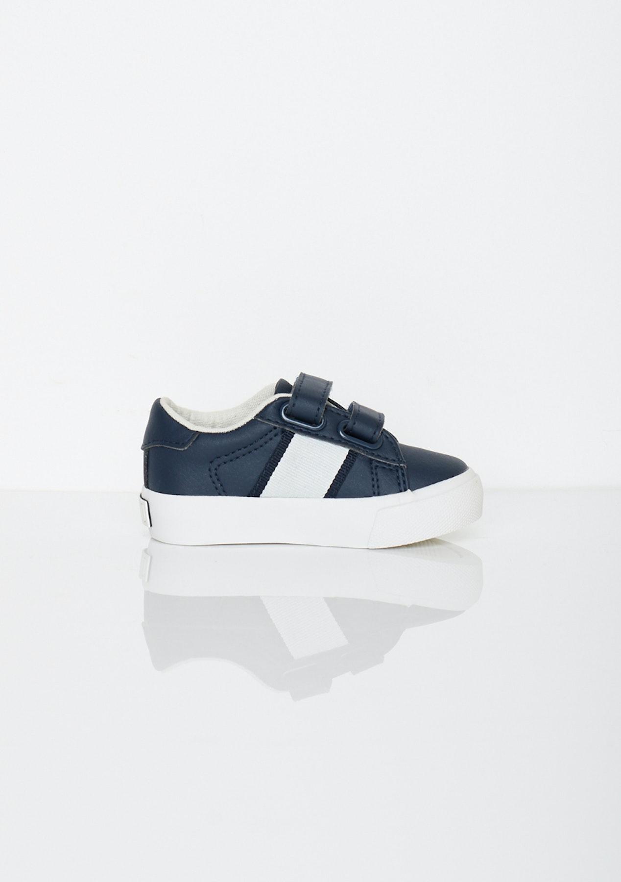 00d167a28eaf9 Polo Ralph Lauren - Geoff Ez - Toddler - Navy - Polo Ralph Lauren Kids Shoes  - Onceit